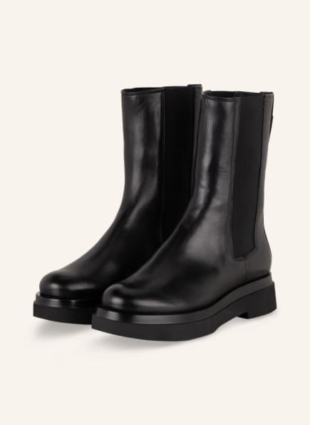 Högl Chelsea-Boots STEEL, Farbe: SCHWARZ (Bild 1)