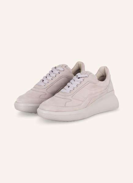 Högl Plateau-Sneaker WAYNE, Farbe: GRAU (Bild 1)