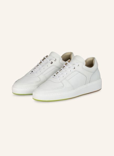 NUBIKK Sneaker JIRO LIMO, Farbe: WEISS (Bild 1)