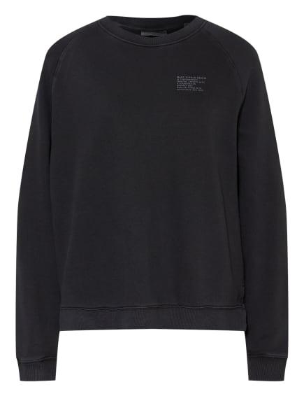 Marc O'Polo DENIM Sweatshirt, Farbe: SCHWARZ (Bild 1)
