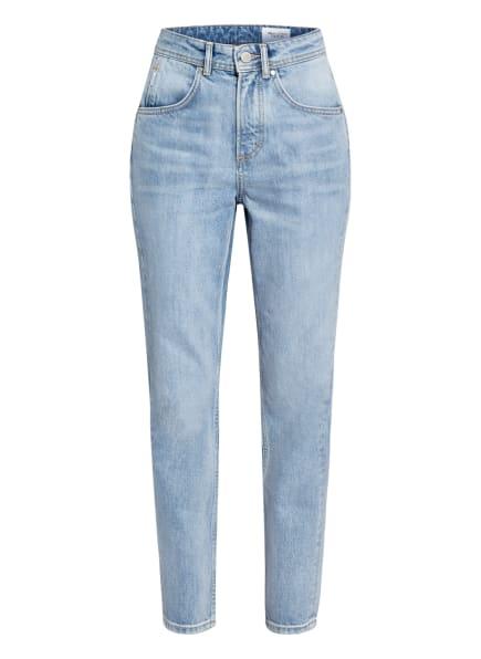 Marc O'Polo DENIM Mom Jeans, Farbe: Q29 multi/90's vintage light blue (Bild 1)