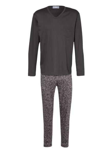 mey Lounge-Anzug Serie KALANTI, Farbe: DUNKELGRAU/ GRAU (Bild 1)