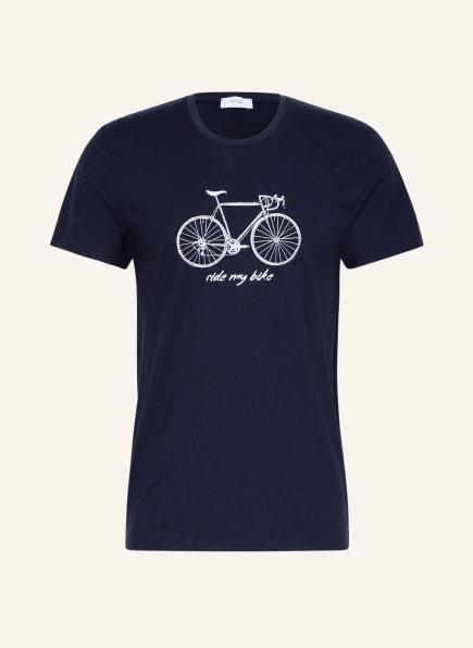 mey Lounge-Shirt Serie RASEBORG, Farbe: DUNKELBLAU (Bild 1)