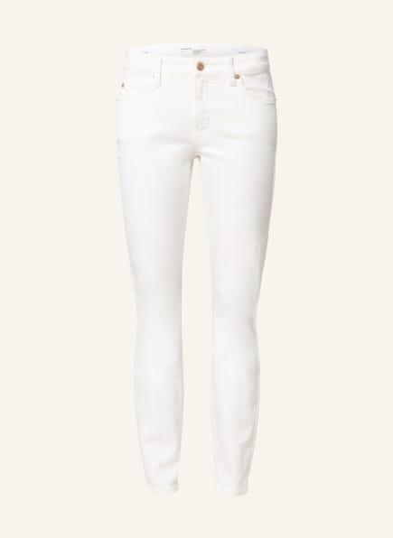 CAMBIO Jeans PARIS ANCLE CUT , Farbe: 020 wollweiß (Bild 1)