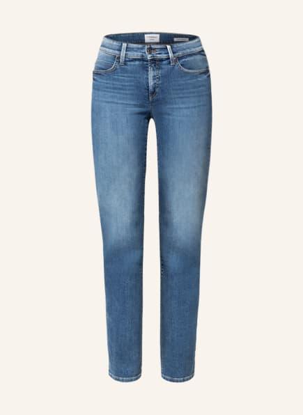 CAMBIO Straight Jeans PARIS STRAIGHT LONG , Farbe: 5102 medium contrast splinted (Bild 1)