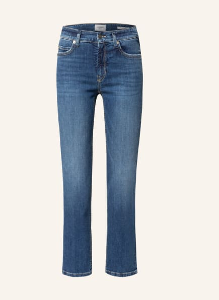 CAMBIO 7/8-Jeans PARIS STRAIGHT SHORT , Farbe: 5153 sophisticated modern used (Bild 1)