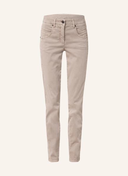 LUISA CERANO Jeans, Farbe: BEIGE (Bild 1)