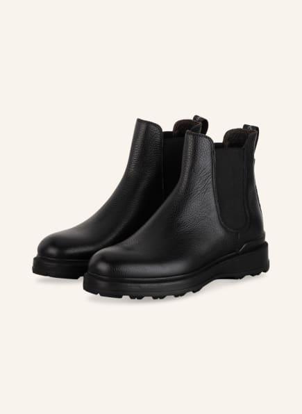WOOLRICH Chelsea-Boots BLUBBER, Farbe: SCHWARZ (Bild 1)