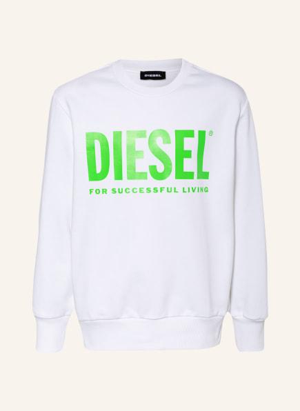 DIESEL Sweatshirt, Farbe: WEISS (Bild 1)