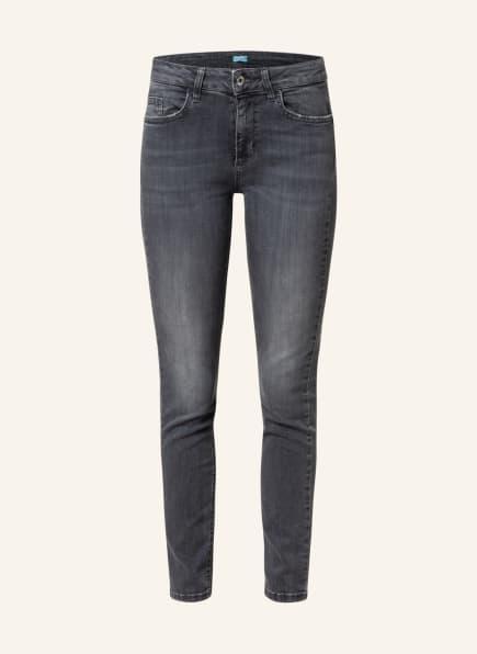 LIU JO Skinny Jeans DIVINE , Farbe: 87287 Den.Grey saving wash (Bild 1)