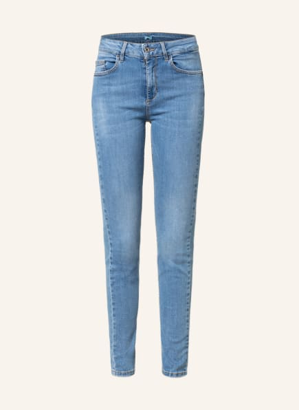 LIU JO Skinny Jeans DIVINE , Farbe: 77119 Den.Blu colorless wa (Bild 1)