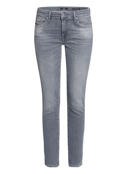 7 for all mankind 7/8-Jeans PYPER CROP, Farbe: GENUINE CROP SLIM ILLUSION GN GREY (Bild 1)