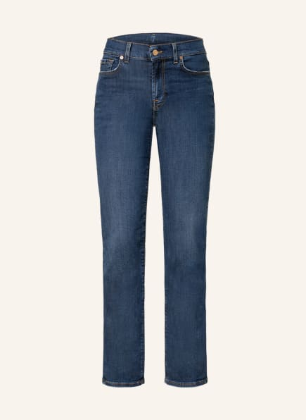 7 for all mankind Straight Jeans THE STRAIGHT, Farbe: BETTERMENT KIND TO THE PLANET ECO KD DARK BLUE (Bild 1)