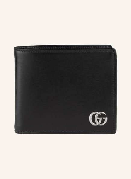 GUCCI Geldbörse GG MARMONT, Farbe: SCHWARZ (Bild 1)