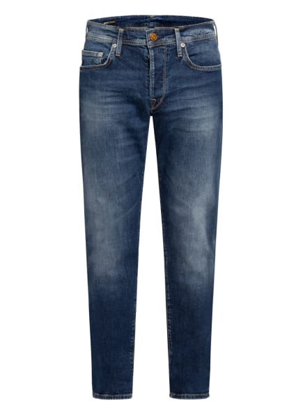 TRUE RELIGION Jeans MARCO Relaxed Taper Fit, Farbe: 4646 blue (Bild 1)