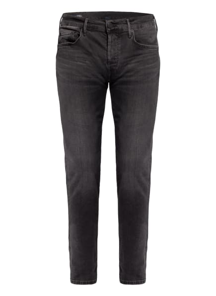 TRUE RELIGION Jeans ROCCO Relaxed Skinny Fit , Farbe: 1001 BLACK (Bild 1)