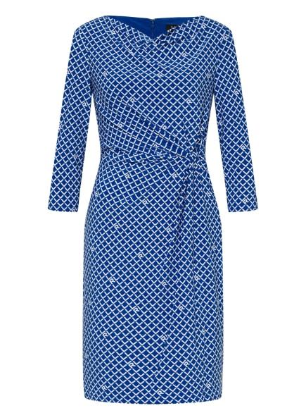 LAUREN RALPH LAUREN Kleid, Farbe: BLAU/ WEISS (Bild 1)