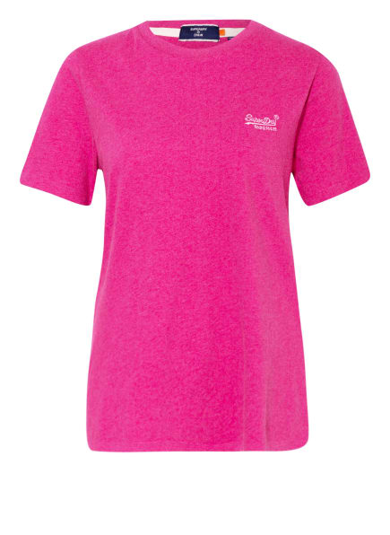 Superdry T-Shirt OL CLASSIC, Farbe: PINK (Bild 1)