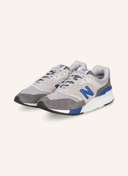 new balance Sneaker 997H, Farbe: GRAU/ HELLGRAU/ DUNKELBLAU (Bild 1)
