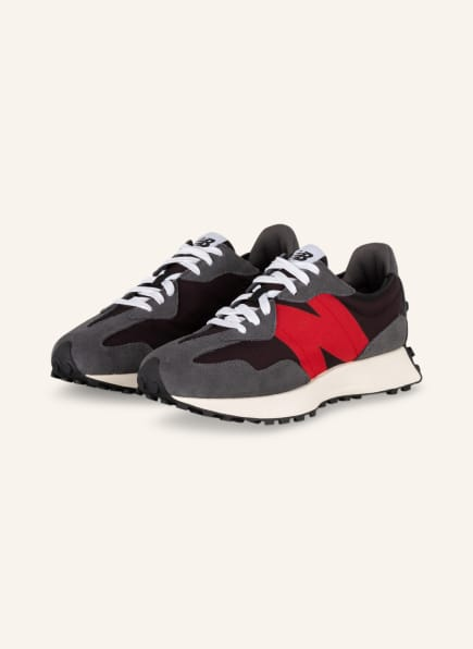 new balance Sneaker 327, Farbe: DUNKELBLAU/ ROT (Bild 1)
