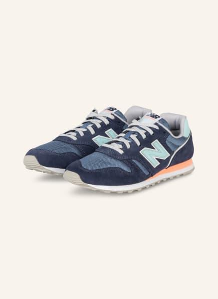 new balance Sneaker 373, Farbe: DUNKELBLAU/ MINT (Bild 1)