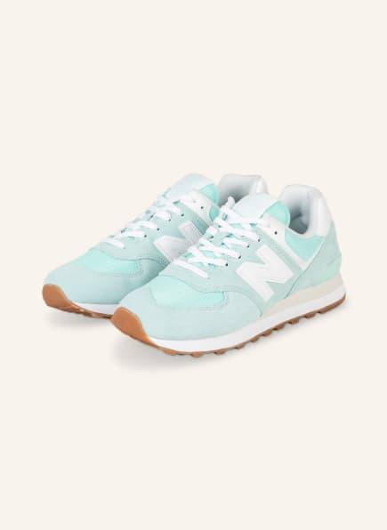 new balance Sneaker 574, Farbe: MINT (Bild 1)