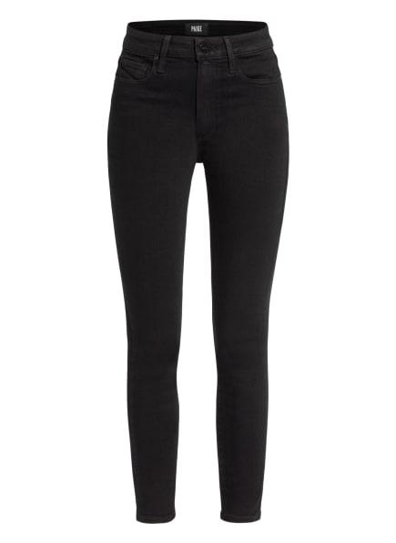 PAIGE Skinny Jeans HIGH RISE MUSE, Farbe: Black Shadow Black Shadow (Bild 1)