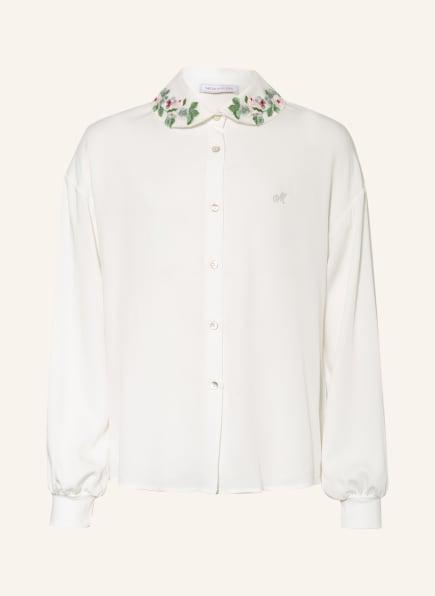 MONNALISA Bluse mit Stickereien , Farbe: ECRU (Bild 1)