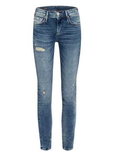 TRUE RELIGION Skinny Jeans HALLE, Farbe: 4626 DARK BLUE (Bild 1)