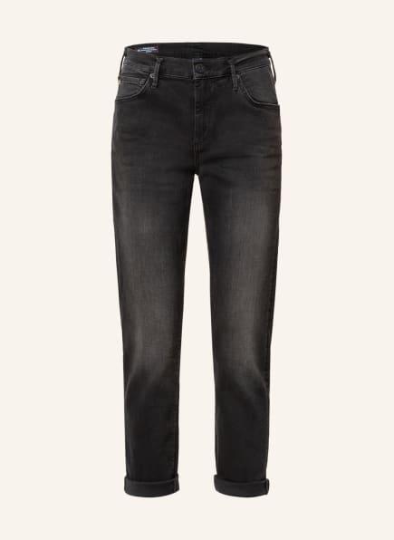 TRUE RELIGION 7/8-Jeans LIV, Farbe: 1001 black washed (Bild 1)
