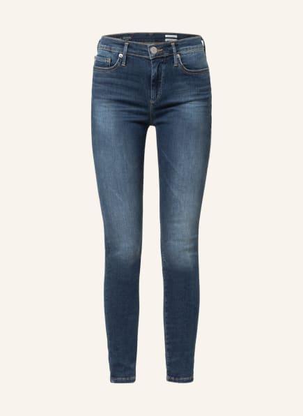 TRUE RELIGION Skinny Jeans HALLE, Farbe: 4646 DARK BLUE (Bild 1)