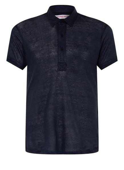 ORLEBAR BROWN Poloshirt SEBASTIAN aus Leinen, Farbe: DUNKELBLAU (Bild 1)