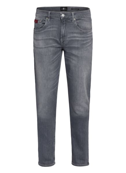 7 for all mankind Jeans SLIMMY Tapered Fit, Farbe: LIGHT GREY (Bild 1)