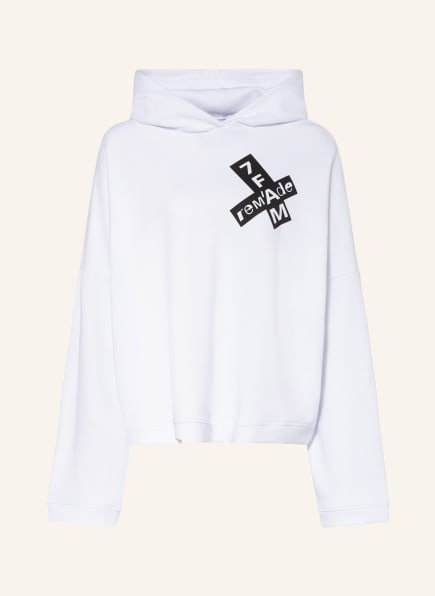 7 for all mankind Hoodie , Farbe: WEISS (Bild 1)