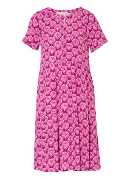 LIEBLINGSSTÜCK Kleid JANNE, Farbe: FUCHSIA/ WEISS (Bild 1)