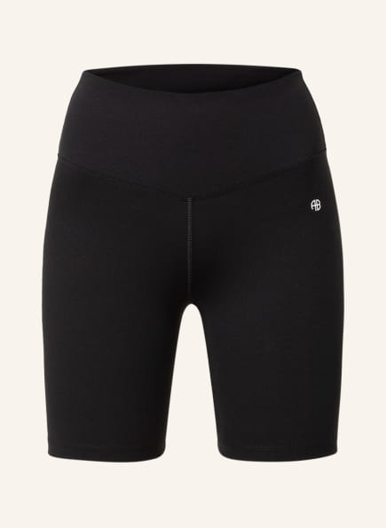 ANINE BING Shorts BLAKE , Farbe: SCHWARZ (Bild 1)