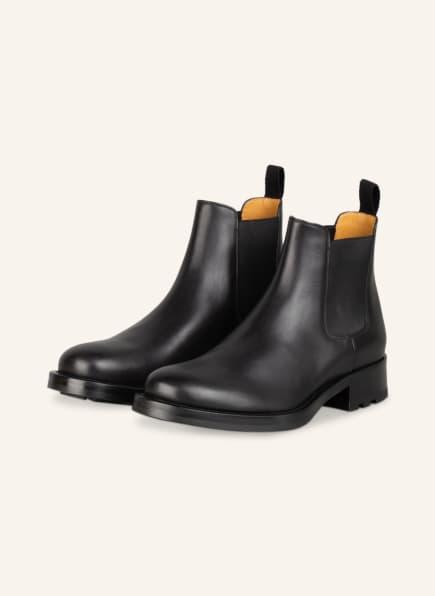 VALENTINO GARAVANI Chelsea-Boots ROMAN STUD, Farbe: SCHWARZ (Bild 1)