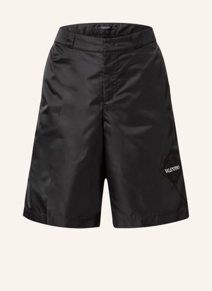 VALENTINO Shorts Regular Fit , Farbe: SCHWARZ (Bild 1)