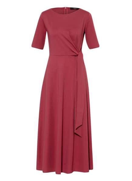 WEEKEND MaxMara Jerseykleid GERANIO , Farbe: DUNKELROT (Bild 1)