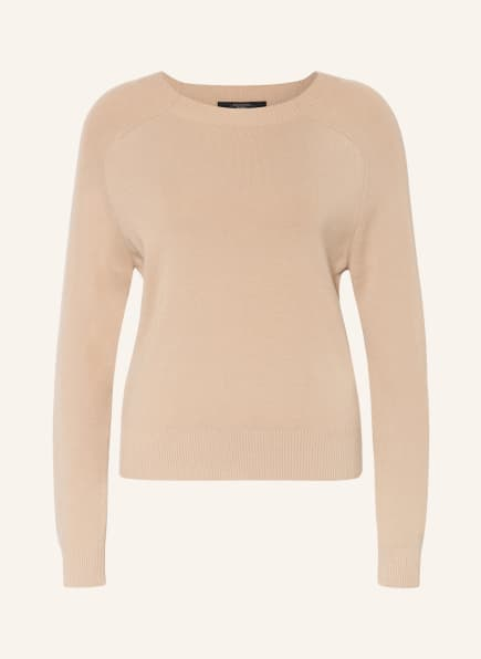 WEEKEND MaxMara Pullover TECA, Farbe: BEIGE (Bild 1)