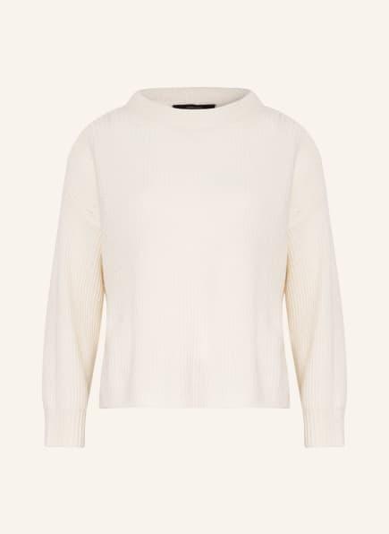 WEEKEND MaxMara Cashmere-Pullover LOTUS, Farbe: CREME (Bild 1)