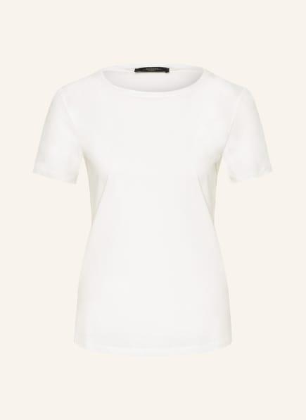 WEEKEND MaxMara T-Shirt MULTIB, Farbe: WEISS (Bild 1)