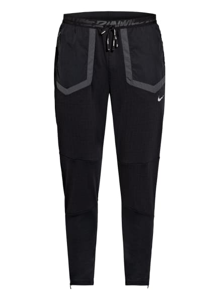 Nike Trainingshose THERMA SPHERE, Farbe: SCHWARZ (Bild 1)