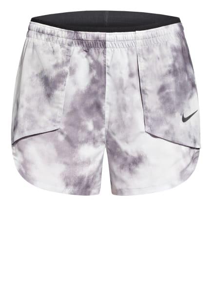 Nike Laufshorts TEMPO LUXE, Farbe: HELLGRAU/ GRAU (Bild 1)