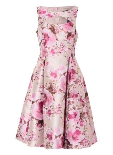 ADRIANNA PAPELL Jacquard-Kleid , Farbe: HELLROSA/ ROSA/ PINK (Bild 1)