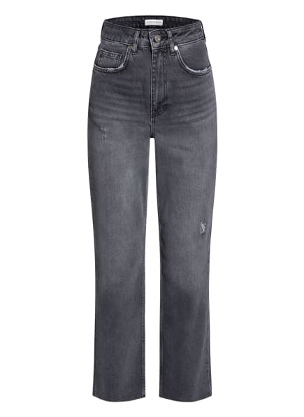 KARO KAUER Straight Jeans , Farbe: 880 anthrazit (Bild 1)