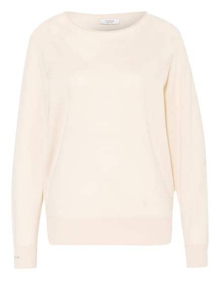 PESERICO Pullover aus Merinowolle, Farbe: BEIGE (Bild 1)