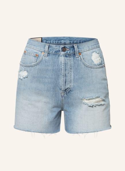 GUCCI Jeans-Shorts, Farbe: 4452 LIGHT BLUE/MIX (Bild 1)