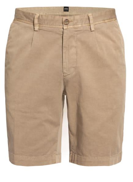 BOSS Chino-Shorts SLICE, Farbe: BEIGE (Bild 1)