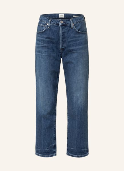 CITIZENS of HUMANITY Straight Jeans EMERY, Farbe: LAID BACK DARK VINTAGE INDIGO (Bild 1)